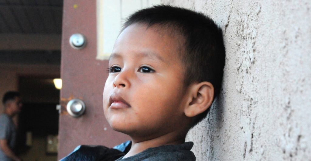 Más de 21 mil menores migrantes están en proceso de reunificación familiar