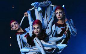 El Cirque du Soleil retomará sus actividades en el verano en Estados Unidos, Reino Unido y República Dominicana