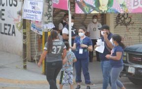 Reporta Guanajuato primer caso de variante brasileña de la Covid-19
