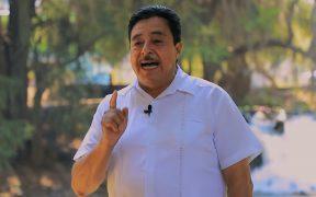 Candidato a diputado en Hidalgo por Morena, Panal, PT y PVEM, en registro de inhabilitación de funcionarios