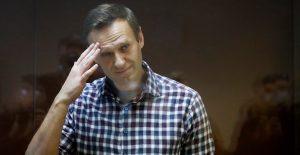 Navalny pondrá fin a su huelga de hambre en prisión luego de 24 días
