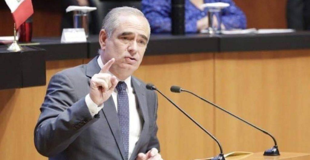 Dejar abierta la posibilidad de que la SCJN valide la ampliación de mandato de Zaldívar es una aberración, afirma el PAN