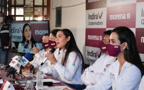 Morena anuncia denuncia contra candidato de MC en Colima por violencia política de género