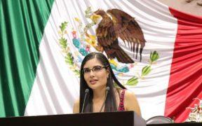 La diputada Geraldine Ponce buscará la alcaldía de Tepic por Morena