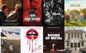 Conoce a los ganadores de los Premios Oscar 2021