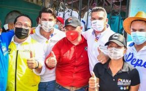 Candidatos a gobierno de Campeche intercambian acusaciones