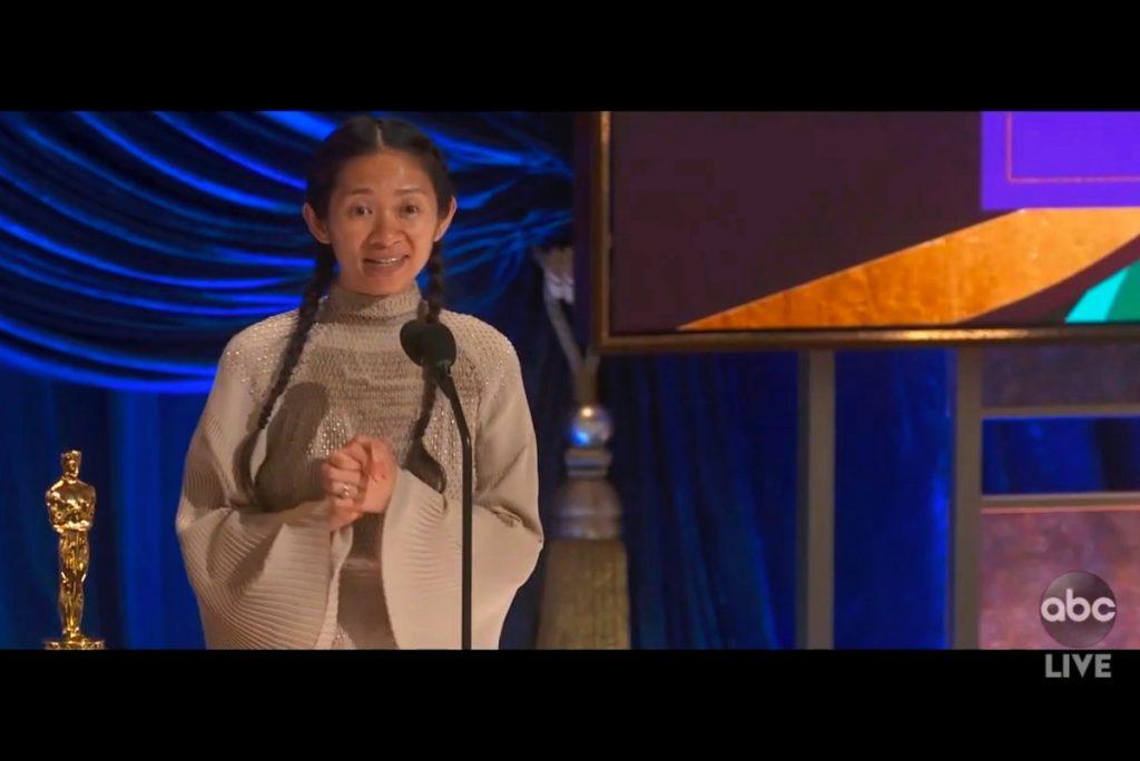Chloé Zhao, Anthony Hopkins y Frances McDormand triunfan en los Oscar