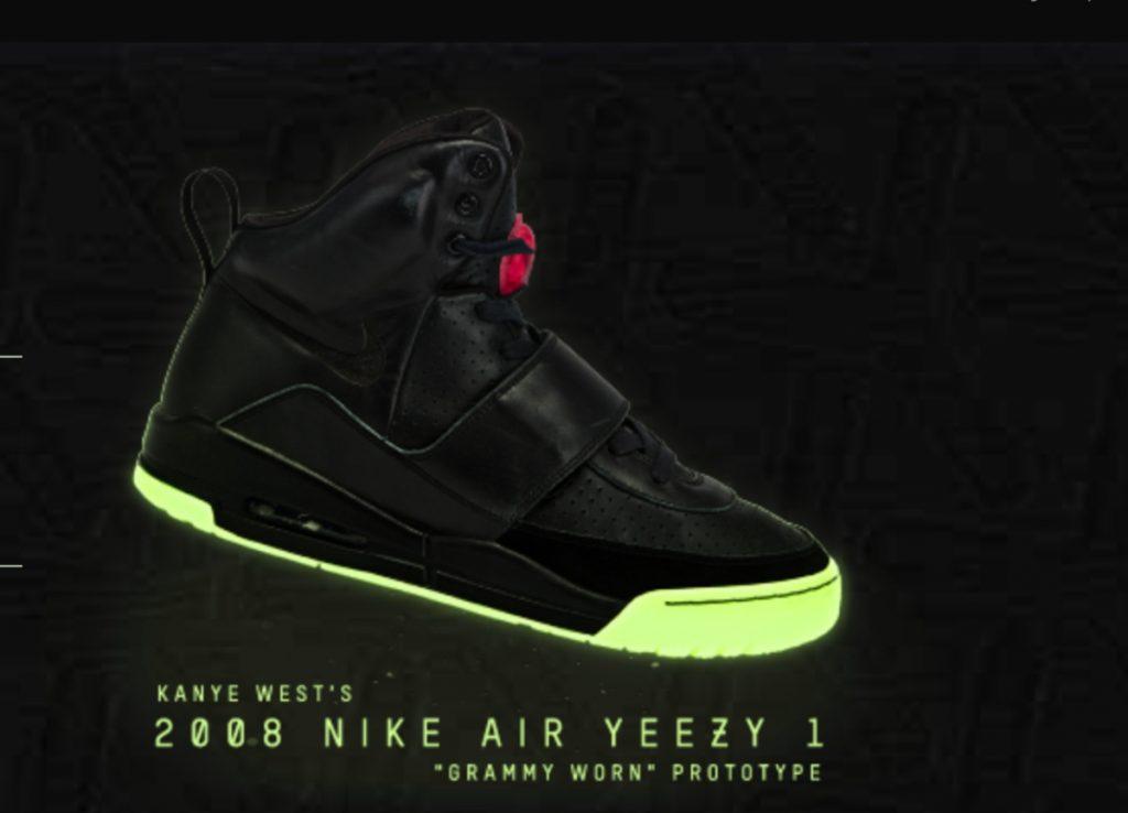 Tenis de Kanye West alcanzan un récord de 1.8 millones de dólares en una venta privada