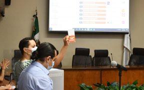 Candidatos a gubernatura de Sonora descartan privilegiar ataques en primer debate