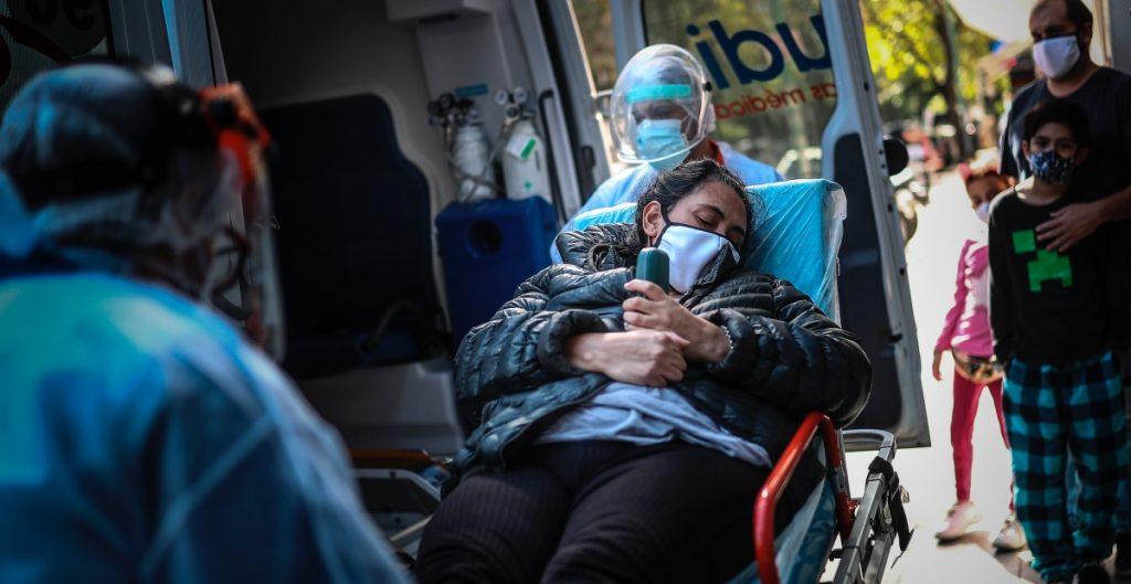 México registra 215 mil 547 muertes por Covid-19 y 2 millones 333 mil contagios