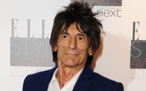 Ronnie Wood, de los Rolling Stones, supera por segunda vez el cáncer
