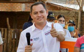 """Candidato de Morena en Michoacán es buscado por la DEA por """"presunto"""" narcotráfico"""