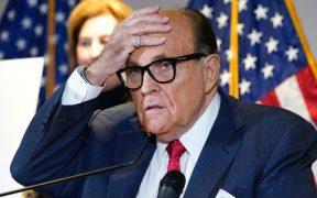 Registran la casa de Rudolph Giuliani por supuestos nexos criminales con Ucrania