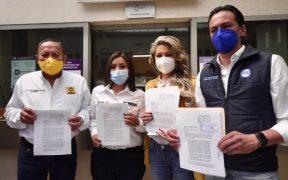 PRD y PAN denuncian a Clara Brugada, de Morena, por actos anticipados de campaña