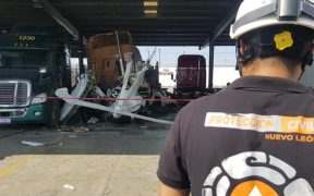 Caída de avioneta en Nuevo León deja seis muertos