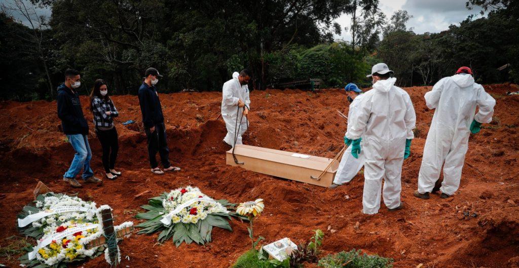 México registra 216 mil 447 muertes por Covid-19 tras sumar 529 defunciones en 24 horas