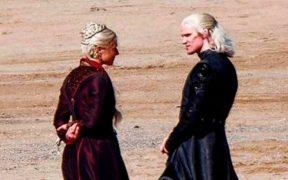 Primeras escenas del rodaje de 'House of Dragon' se filtran en internet