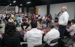 Nuevo candidato de Morena en Michoacán fue sancionado por no rendir cuentas, como Raúl Morón