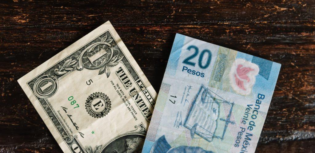 Tipo de cambio se ubica en 20.93 en bancos, el máximo en 11 semanas