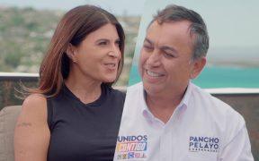 """""""No represento al exgobernador Covarrubias, tengo mi propia historia"""": Francisco Pelayo, candidato de Unidos contigo al gobierno de BCS"""