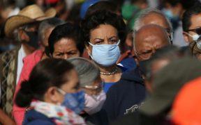 México reporta 2 millones 344 mil casos de Covid-19