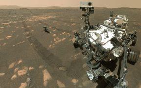 Dron Ingenuity tendrá un mes de pruebas para sobrevolar nuevos terrenos en Marte