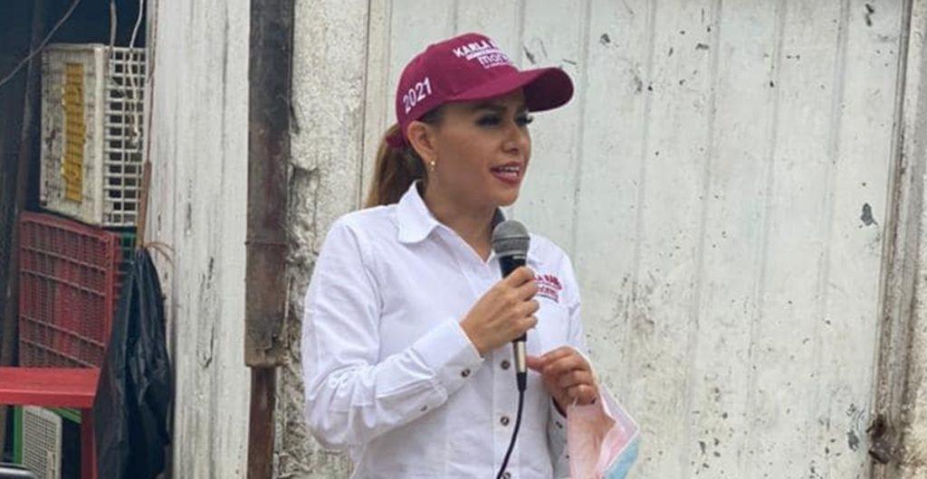 Candidata de Morena a diputada por Tabasco da positivo a Covid-19