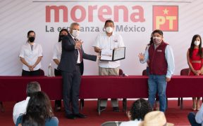 Instituto Electoral de Michoacán avala registro de Alfredo Ramírez como candidato sustituto de Raúl Morón
