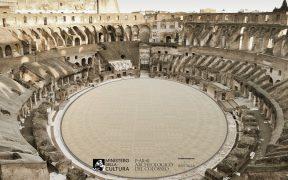 En 2023 el Coliseo Romano tendrá su arena de gladiadores con un proyecto sostenible