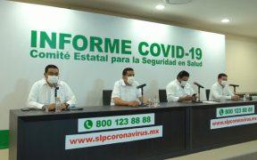 Detectan en San Luis Potosí el primer caso de la variante india de Covid-19 en México