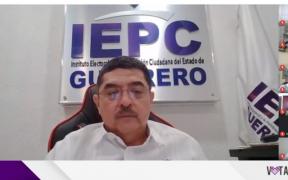 Instituto Electoral de Guerrero aprueba por unanimidad candidatura de Evelyn Salgado