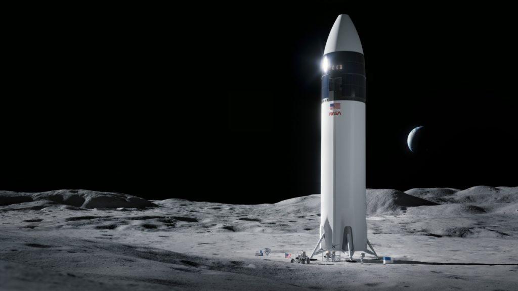 La Nasa suspendió el contrato de alunizaje de Elon Musk y el SpaceX