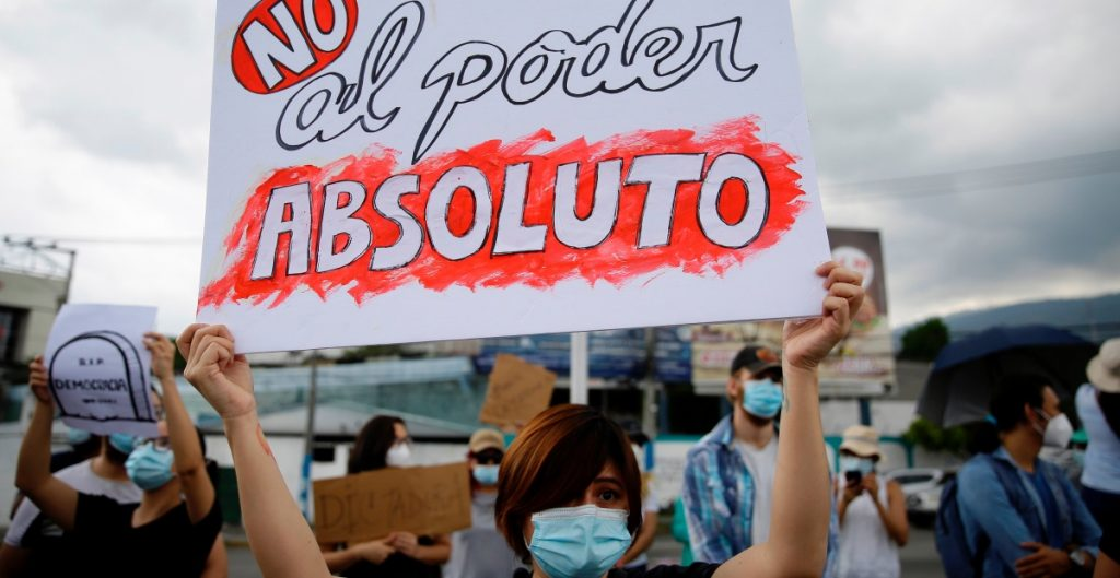 La CIDH rechaza la destitución de magistrados de la Corte Suprema de El Salvador