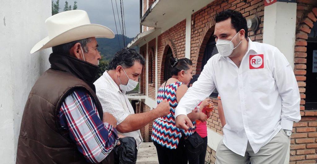 PES y Redes Sociales Progresistas piden reforzar seguridad para candidatos en Veracruz