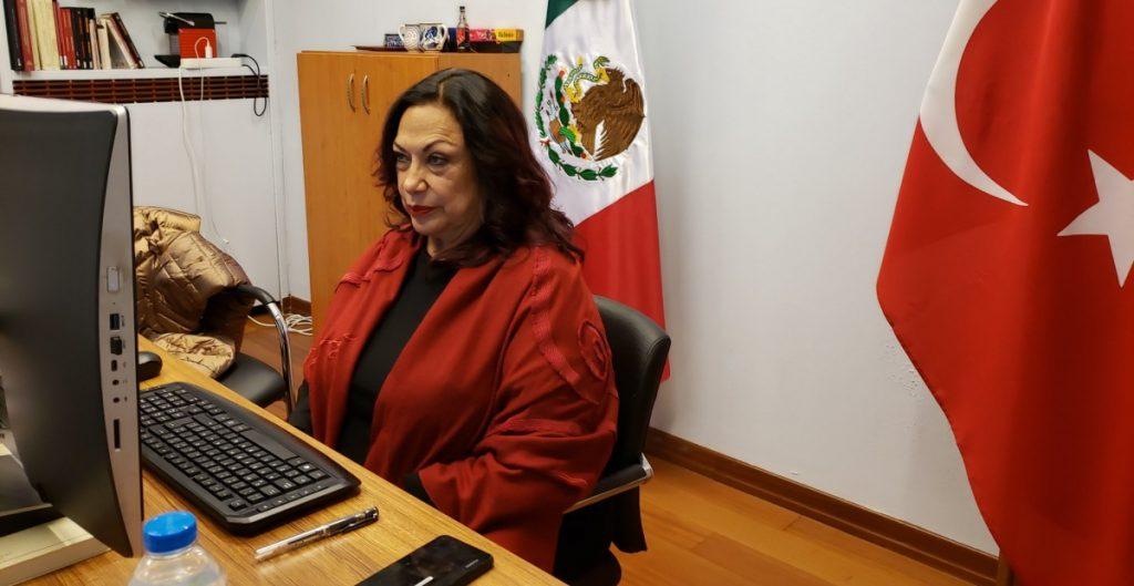 """Nombramiento de Isabel Arvide como cónsul en Estambul """"es una reivindicación a su labor periodística"""", asegura AMLO"""
