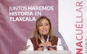 OPLE de Tlaxcala pide al INE que revise queja contra Lorena Cuéllar por adquisición ilegal de tiempos en televisión