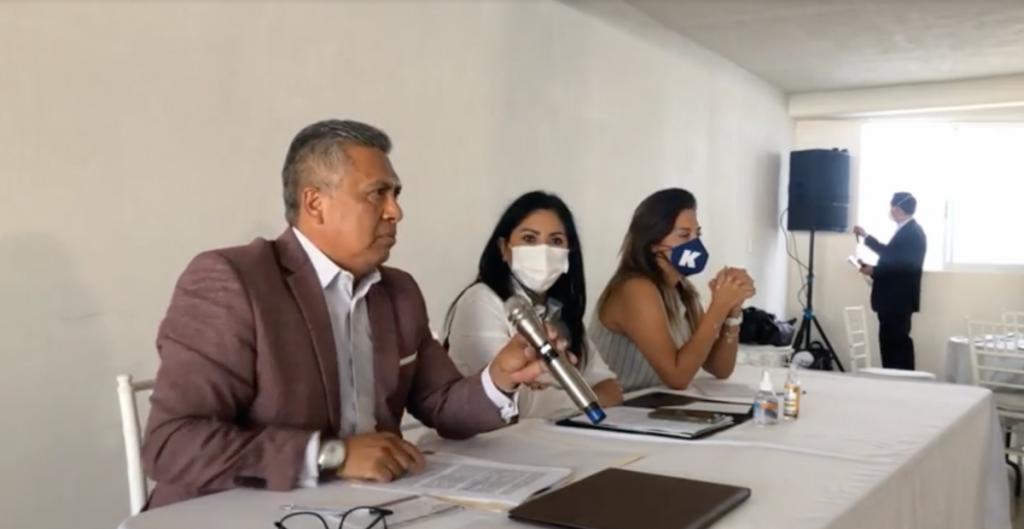 Morenistas se suman a candidatura de Va por el Estado de México en Cuautitlán Izcalli
