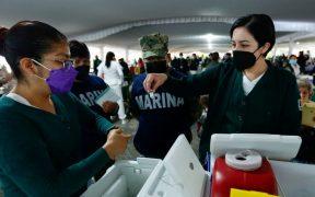 Ciudad de México inicia vacunación contra la Covid-19 en personas de 50 a 59 años