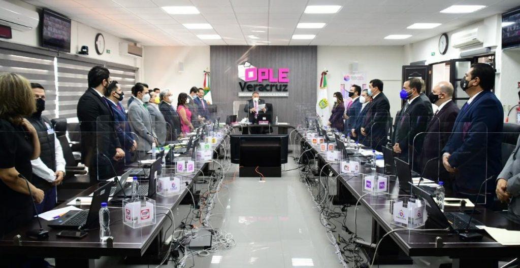 Inician campañas de candidatos a diputaciones y alcaldías en Veracruz