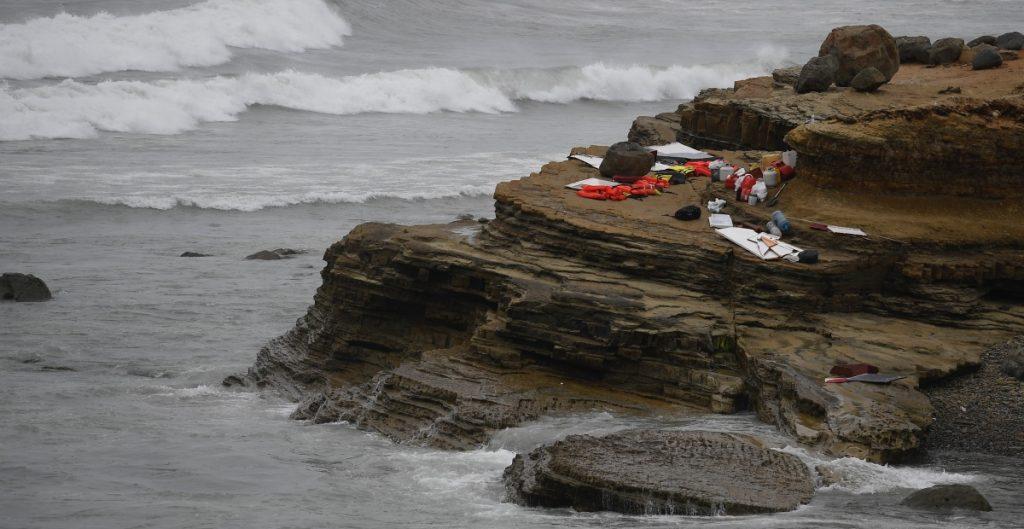 La mayoría de los sobrevivientes del naufragio en San Diego son mexicanos, informa la SRE