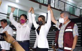 Morena acusa al INE de retrasar el inicio de la campaña de Evelyn Salgado