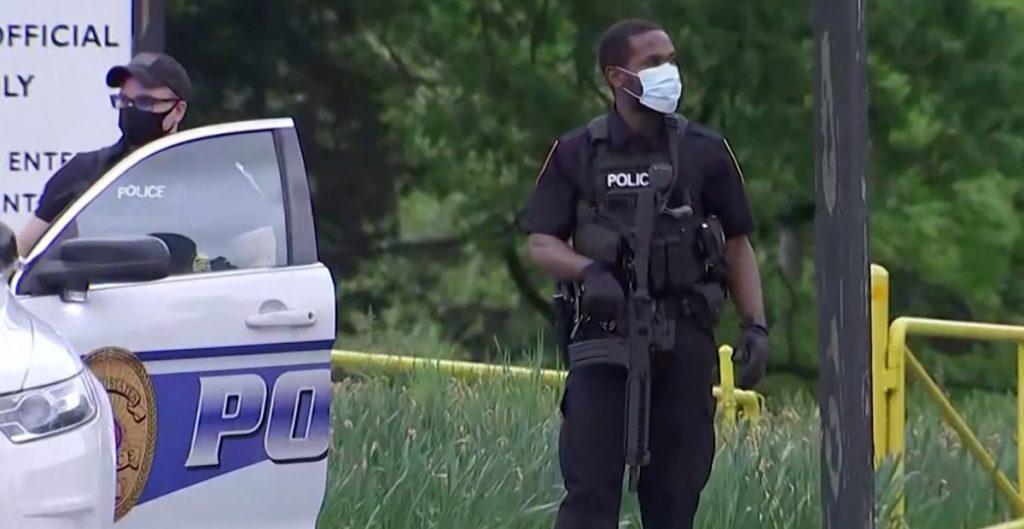 Agentes disparan a intruso que buscaba ingresar a sede de la CIA