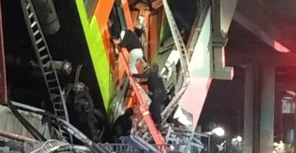 """Colapso en Línea 12 del Metro, debido a que """"una trabe se venció"""": Sheinbaum"""