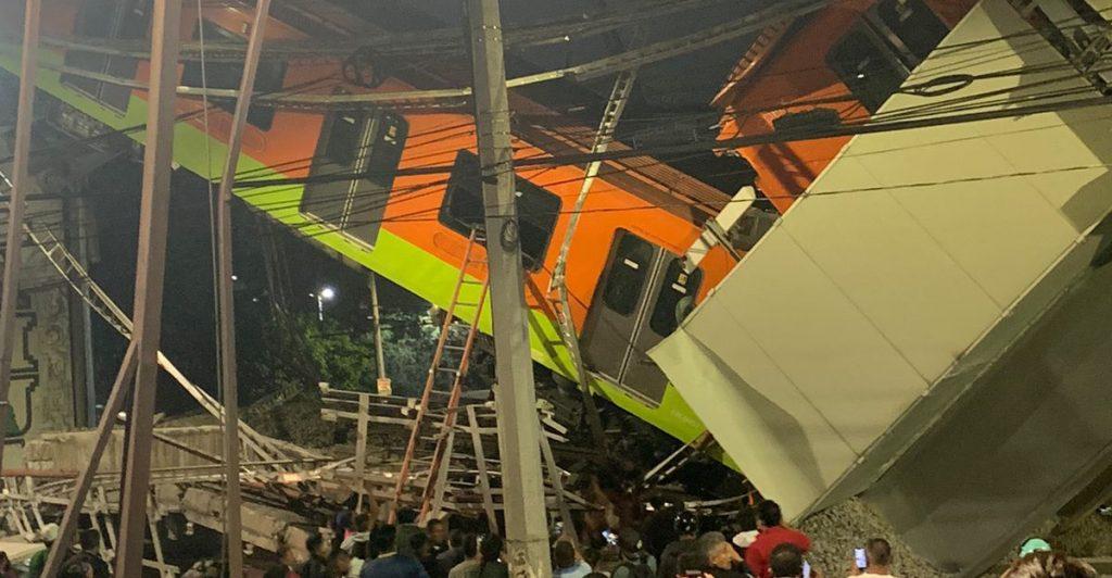 """""""Me reitero a la entera disposición de las autoridades"""", dice Marcelo Ebrard tras colapso de la Línea 12 del Metro"""
