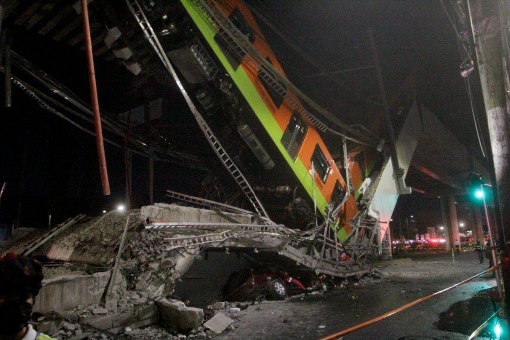 Gobernadores y funcionarios reaccionan en Twitter al colapso del Metro