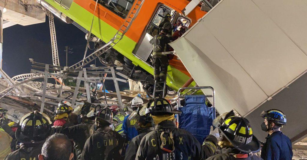 """""""Aún hay personas atrapadas en los trenes"""", informa Sheinbaum y señala que ya son 79 hospitalizados por el colapso en la Línea 12 del Metro"""
