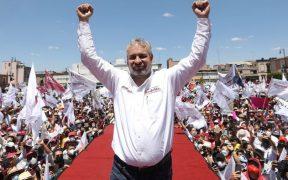 Según el PREP, ligera ventaja para la coalición PT-Morena en la gubernatura a Michoacán