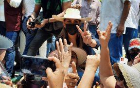 Evelyn Salgado iniciará campaña con un mitin en Acapulco