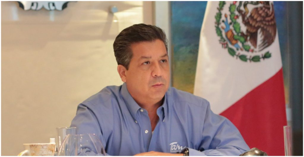 Publican en el DOF la declaratoria de procedencia contra García Cabeza de Vaca