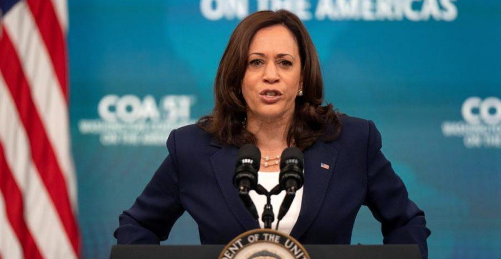Estados Unidos debe responder ante las destituciones de jueces en El Salvador, afirma Kamala Harris